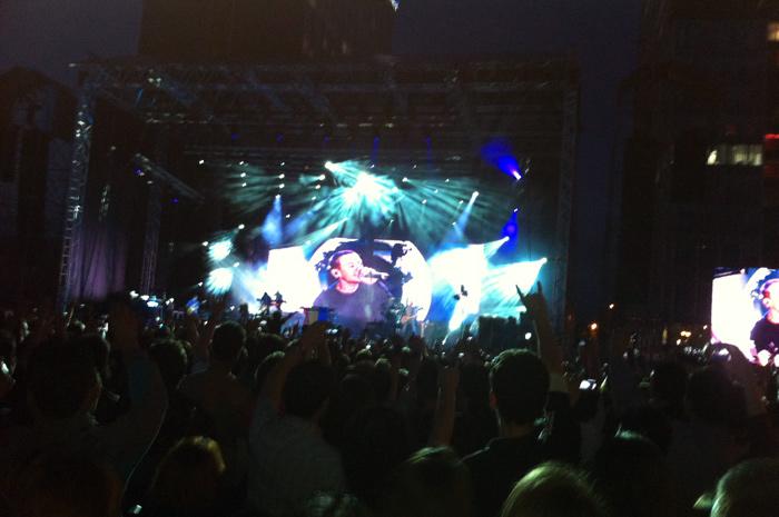 Concert Linkin Park Bucuresti