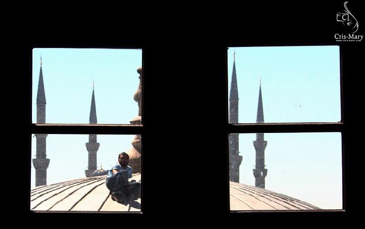 Ferestre creative Istanbul
