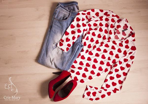 #Randomfromdressing - Inimi si stelute